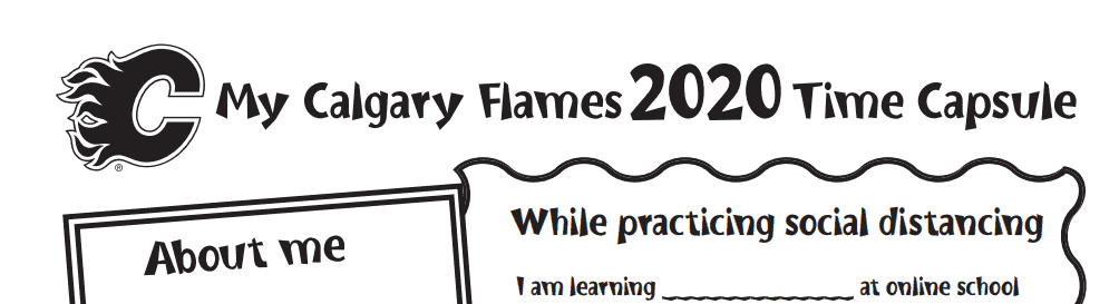 Flames Time Capsule