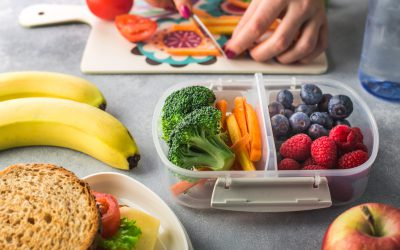 Nutrition Nuggets: New School Year, New Rules, New Foods?