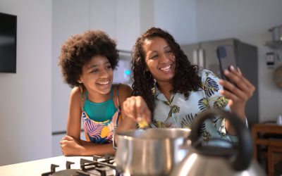 I Can for Kids partners with Kids Cooking Program