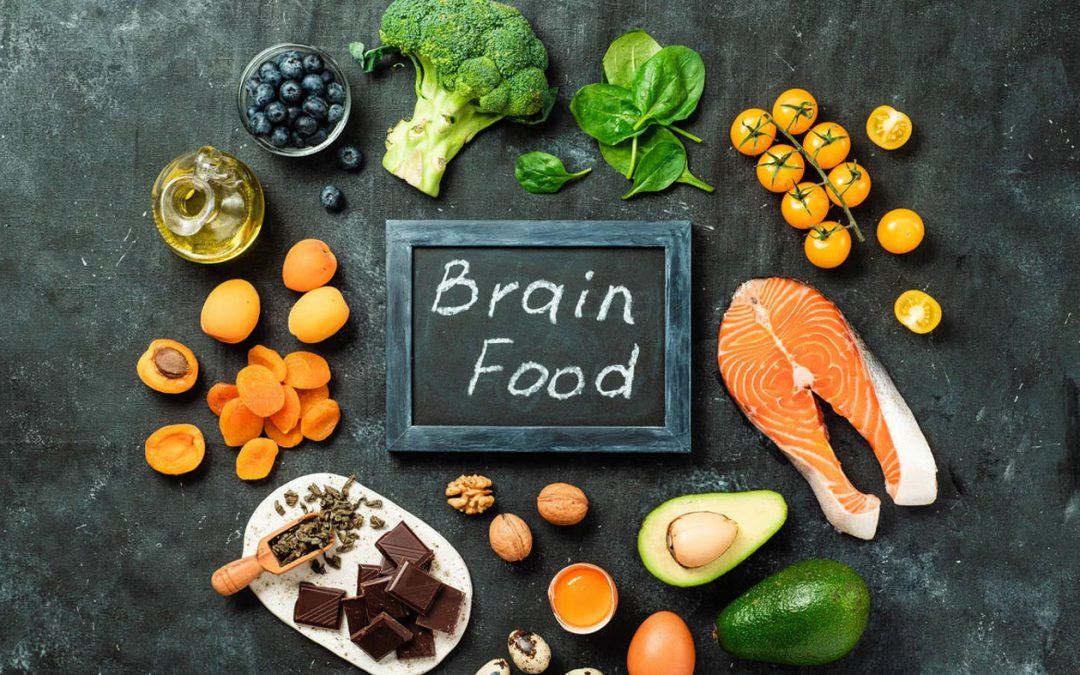 Nutrition Nuggets: Your Brain on Food